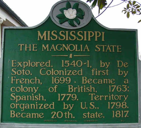When Mississippi became a state, settlers were required to prove their right to land claims by British, Spanish or USA grant, proven by occupancy. Additionally prove, by witnesses, age 21 or head of the household, living on the land, with some improvements and raising a crop there Oct. 27, 1795. (1. Person Applying for Deed, 2. Who Received Original Grant, 3. Acreage, 4. Location. (William Hootsel-William Hootsel-390-Homochitto River.) Source: Early Settlers of MS Territory (LDS Fiche…