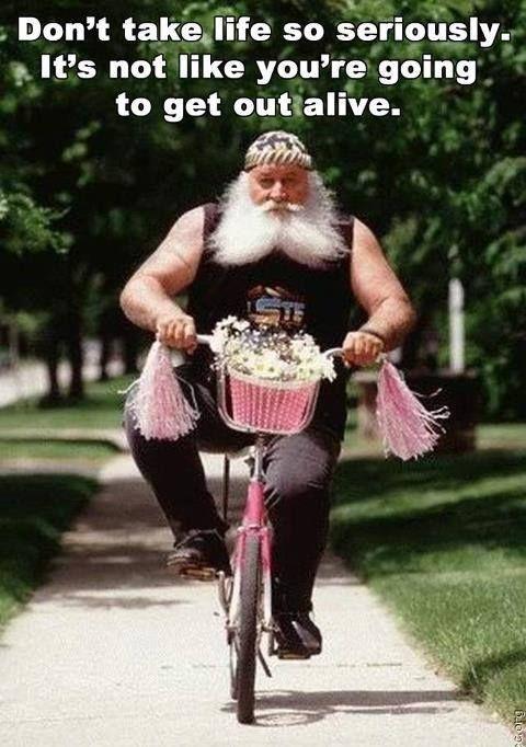 Lekker fietsen hoor!