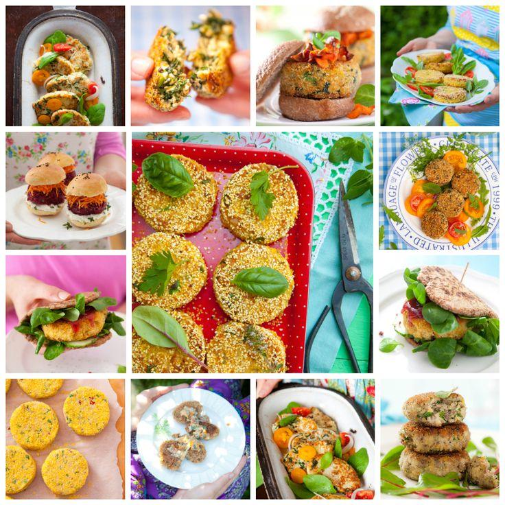 Wegetariańskie burgery – osiem pysznych przepisów od których można się uzależnić!