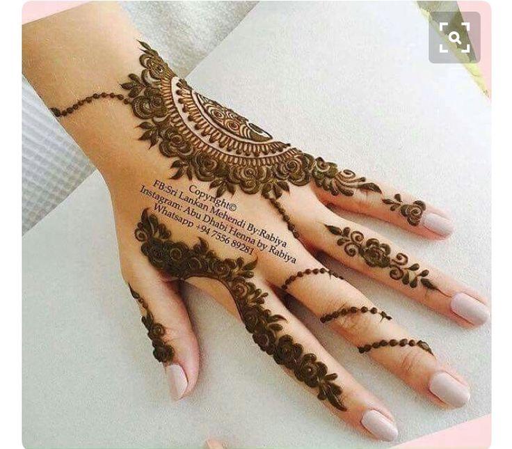 Les 3182 meilleures images du tableau henna design sur pinterest mod les de henn le henn et - Modele de henna ...