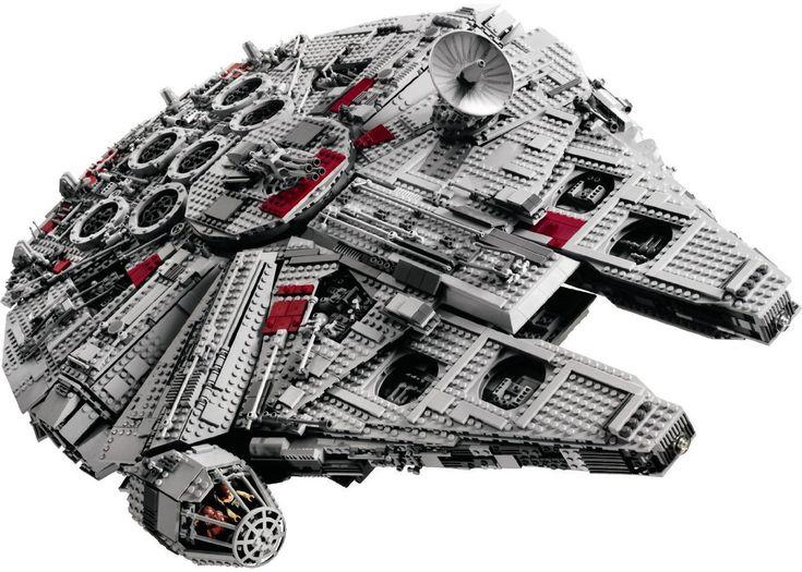 :: Comment assembler le Millennium Falcon de Star Wars en Lego ::