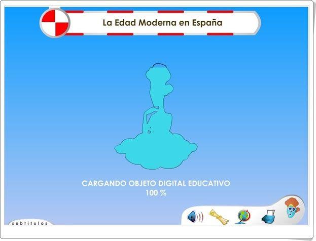 La Edad Moderna en España (Proyecto Medusa)