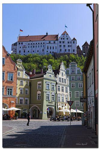 Germany - Landshut - Burg Trausnitz