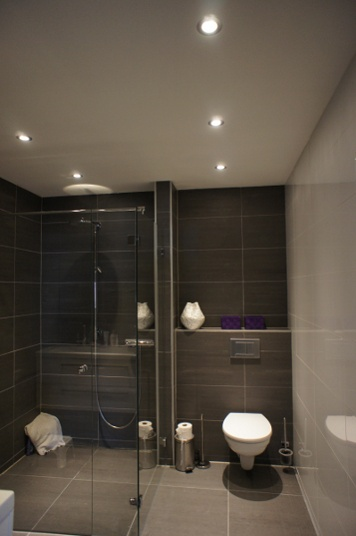 LED Inbouwspots in badkamer