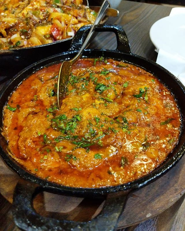 Chicken Karahi From Theclovecafeandbistro Blackburn This Was Absolutely Delicious And Full Of Intense Flavour Alhamdul Halal Recipes Chicken Karahi Food