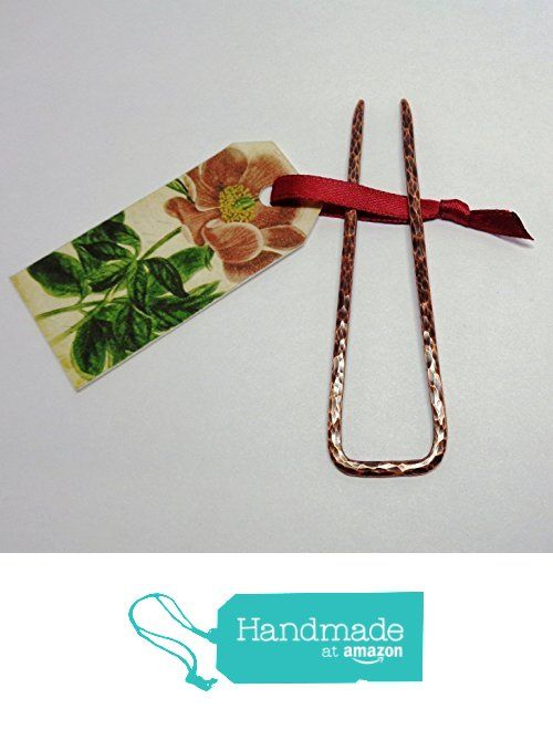 Dark Copper Hair Pin - Boho Style Accessories from Nata-Bijoux https://www.amazon.com/dp/B073Z37GKQ