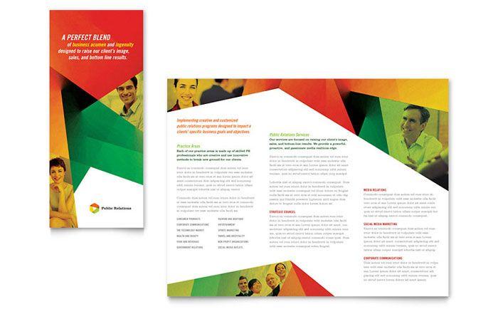 Adolescent Counseling \ Mental Health Tri Fold Brochure design - diabetes brochure template