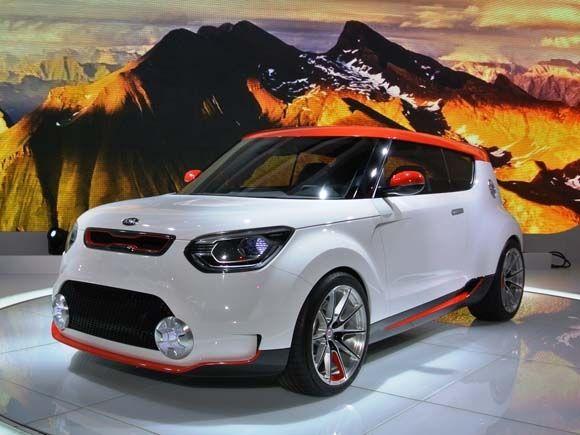 Kia Trail'ster Concept: Soul AWD hybrid ready to roll - Kelley Blue Book