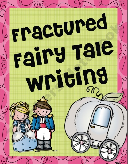 fractured fairy tale writing product from littlemisswhimsical on 3rd 5th. Black Bedroom Furniture Sets. Home Design Ideas