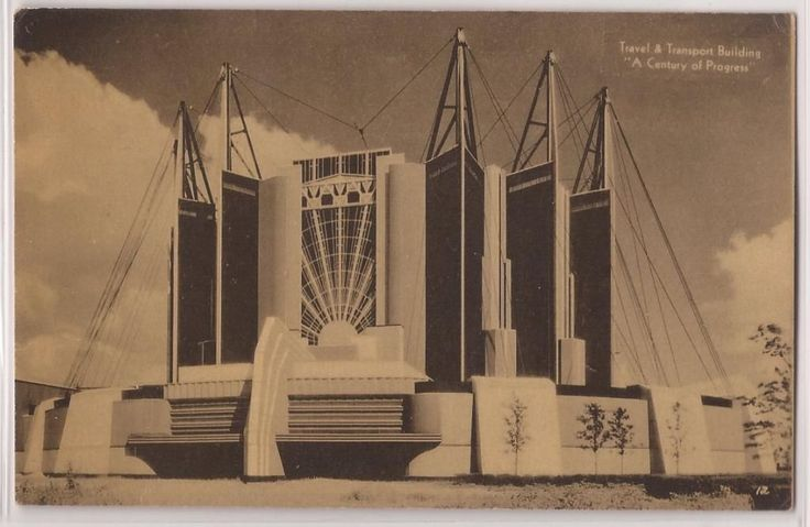 116 Best Images About 1933 World S Fair On Pinterest
