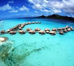 Bora Bora - hopefully sooner than later