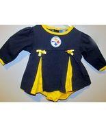 Reebok Pittsburgh Steelers Cheerleader Outfit  ... - $19.99