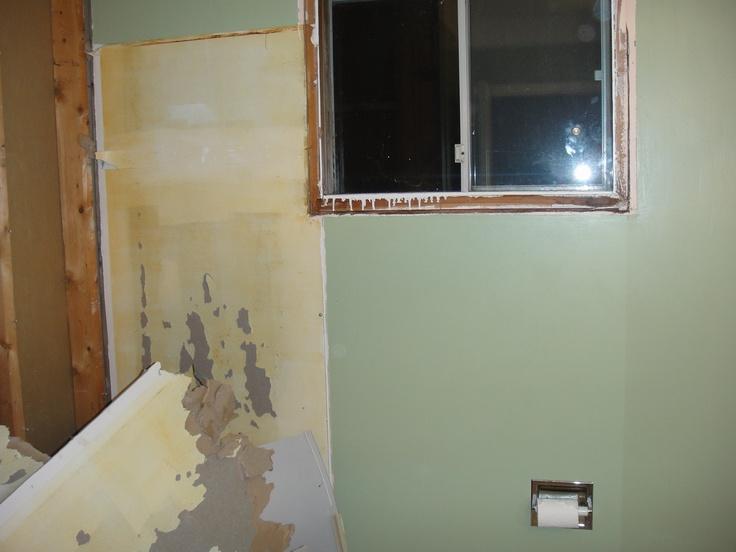 Bathroom Reno #1 (Before)
