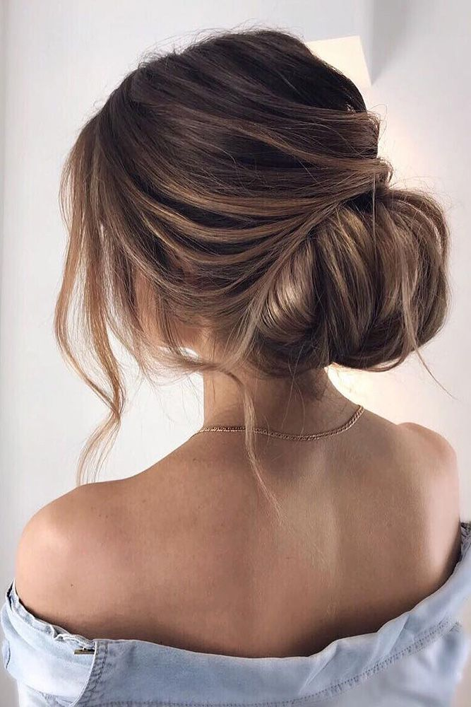 Bridal Hairstyles : 36 Wedding Hairstyles For Medium Hair ❤ wedding hairstyles for medium hair ele…