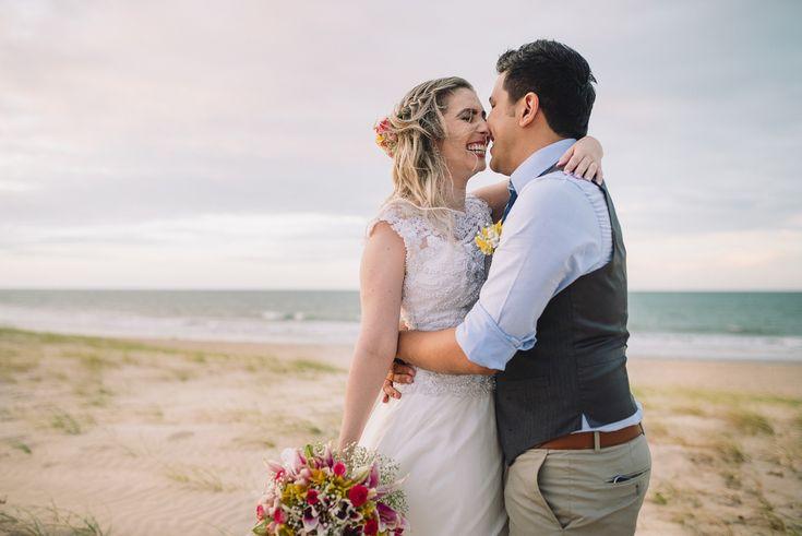Casamento Praia do Pecem Rafael Holanda Fotografo de casamentos em Fortaleza