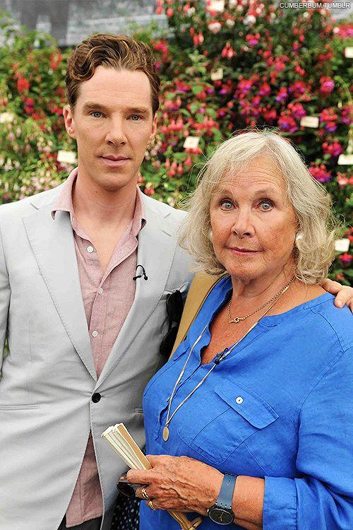 Ben & Wanda Chelsea Flower Show 2014