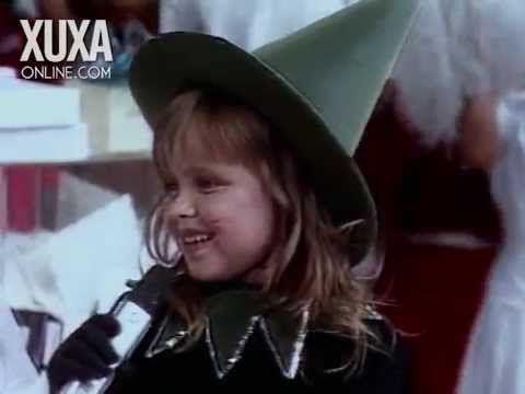 A Turma do Balão Mágico - Bruxinha (Xou da Xuxa Especial de Natal 1988)