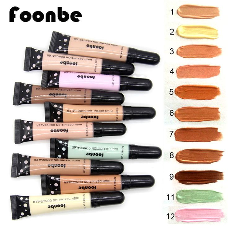 FOONBE Base Professional Eye Concealer Cream Brush Corrector Liquid Face Facial Corretive Bronzer Contour Sticker Primer Makeup *** Ini pin AliExpress affiliate.  Tawarkan dapat ditemukan dengan mengklik gambar