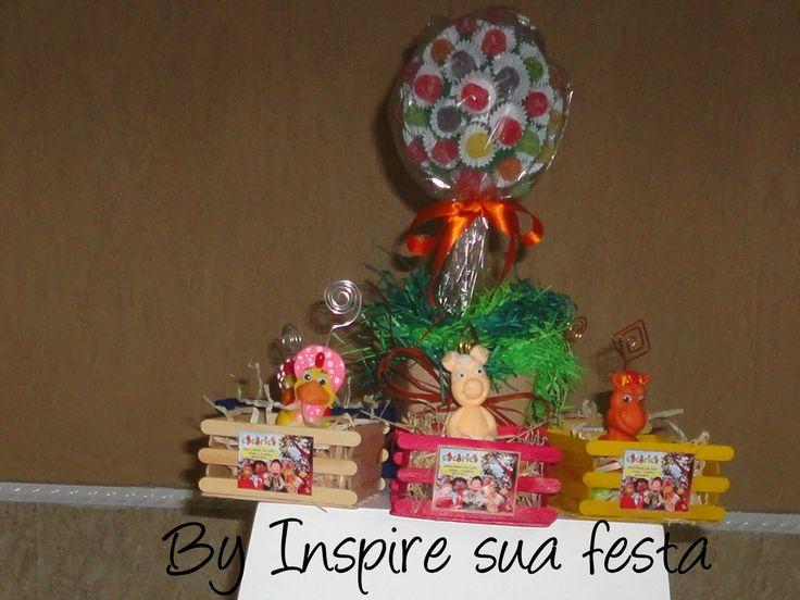 Como fazer Topiaria de Jujuba – Árvore de Jujuba – Passo a passo – Blog Inspire sua Festa