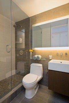 Bathroom   Contemporary   Bathroom   New York   Kati Curtis Design