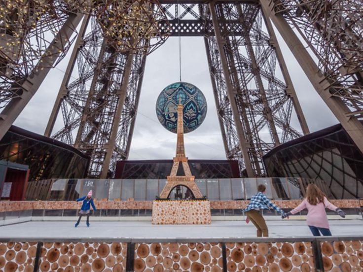 La Patinoire de la Tour Eiffel