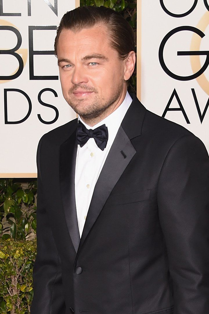 Pin for Later: Leonardo DiCaprio Has Not 1 but 2 Hilarious Reactions to Lady Gaga
