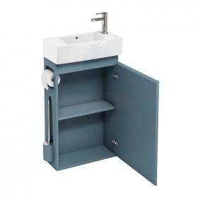 Aqua Cabinets Ocean All In One Cloakroom Unit & Basin