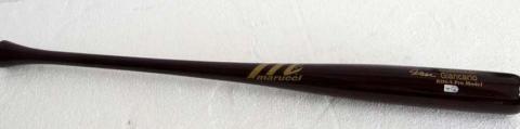Giancarlo Mike Stanton Autographed Bat | crazycollectors.com