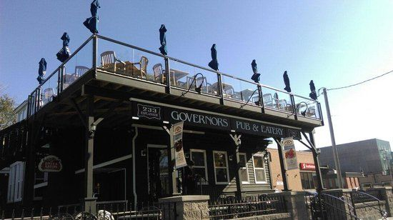 Governors Pub and Eatery, Sydney, NS