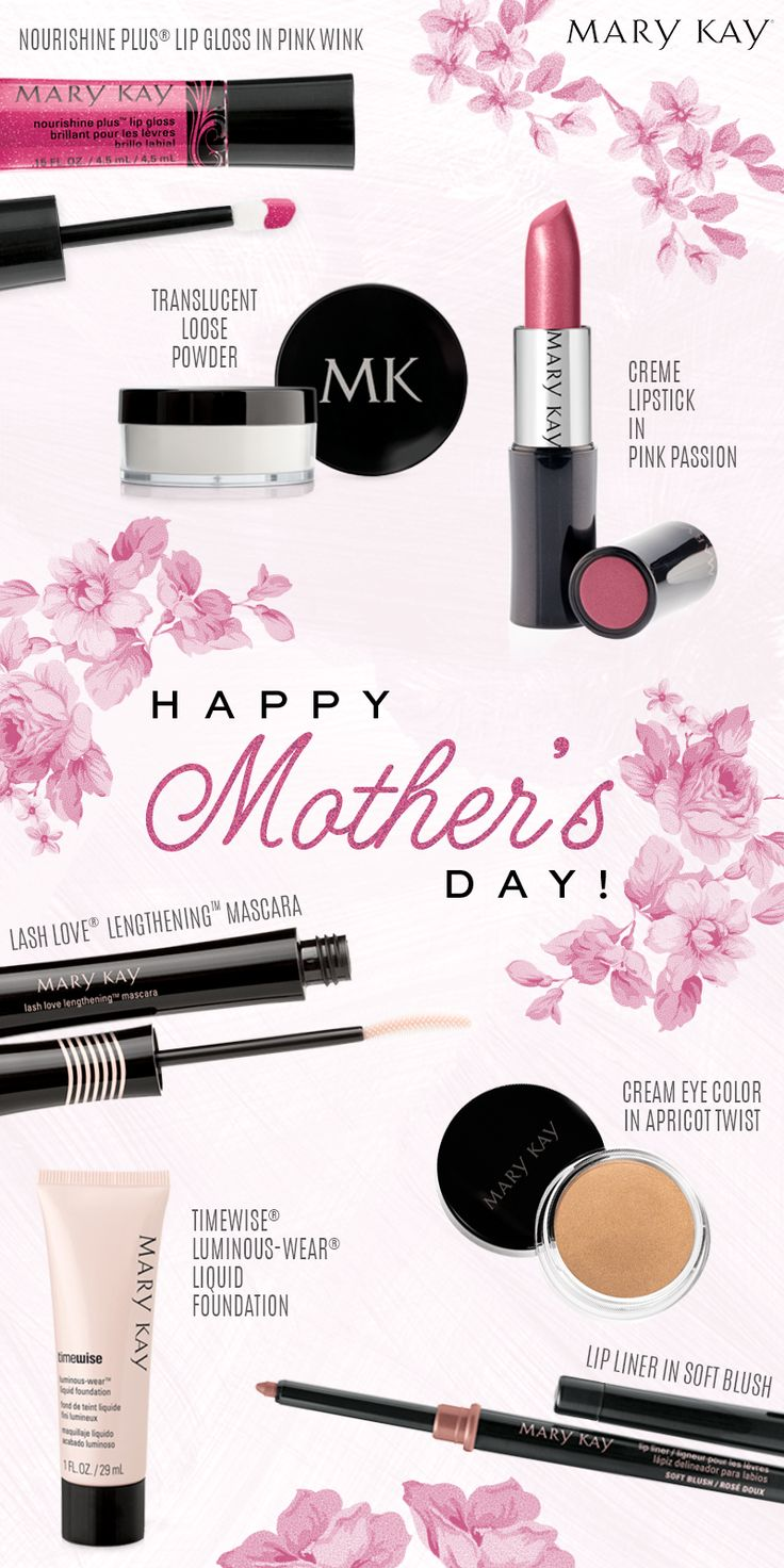 Moms make the world a more beautiful place. | Mary Kay http://www.marykay.com/lisabarber68 Call or text 386-303-2400 or 832-823-1123