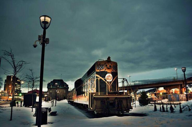 Coastal Railway Museum, St. John's