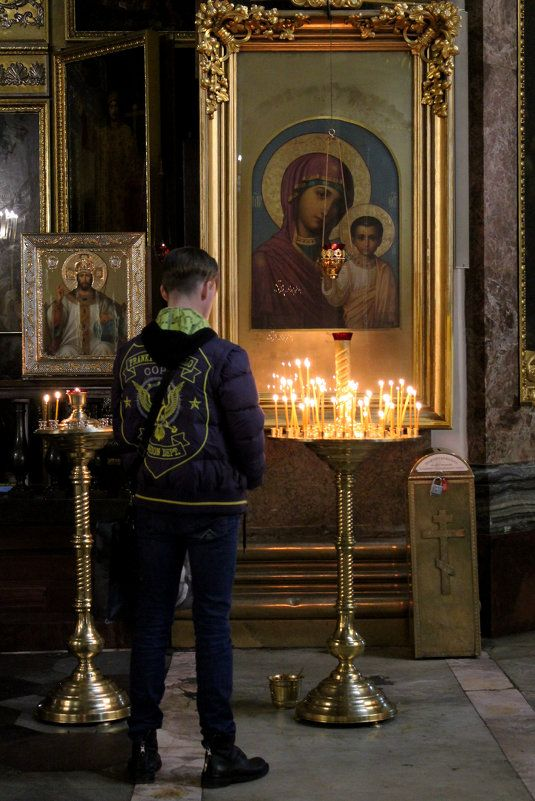 #покаяние #Санкт-Петербург