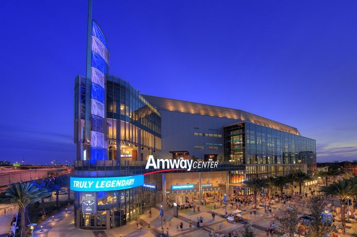 Amway Center - ArenaNetwork