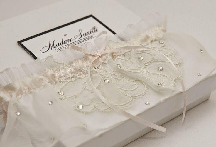 Wedding Garter# podwiązka ślubna