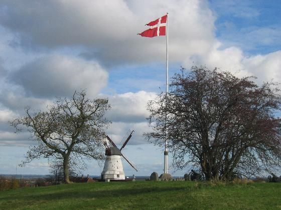 This is Denmark.