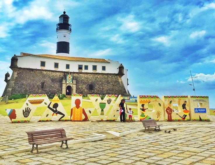Roteiro de 3 dias em Salvador - Bahia. O que fazer em Salvador. Melhores passeios em Salvador. Guia de Salvador - Bahia. Dicas de Salvador - Bahia | Salvador, Bahia, Brazil, Brasil