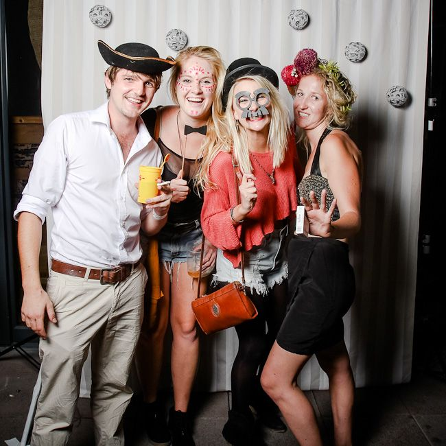 The Avant Garden Rooftop Party by Flash Poets Photography - Cape Town