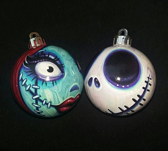 Jack Skellington Christmas Ornament: Best 25+ Nightmare Before Christmas Ornaments Ideas On