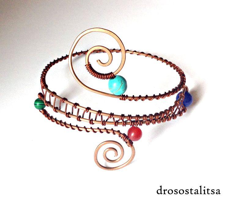 wire arm bracelet