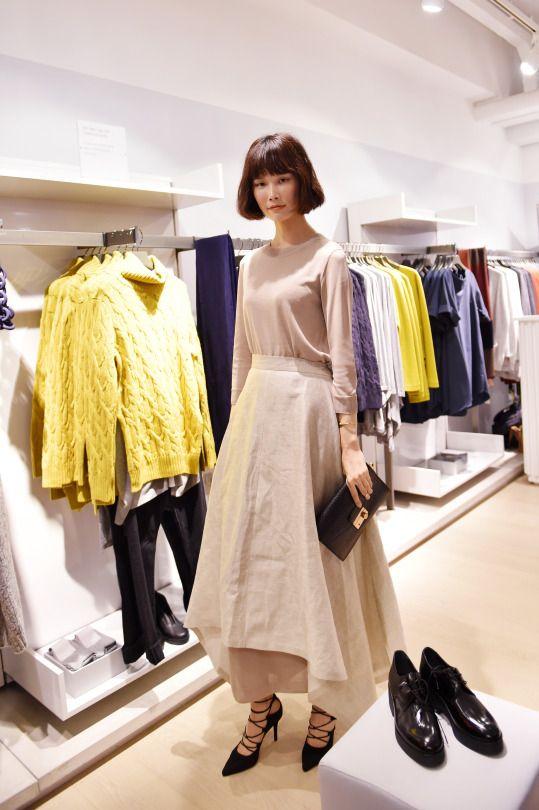 Women's Street Style by #Streetper   #fashion #fashionstyle #seoul #korea #womenswear #womensfashion