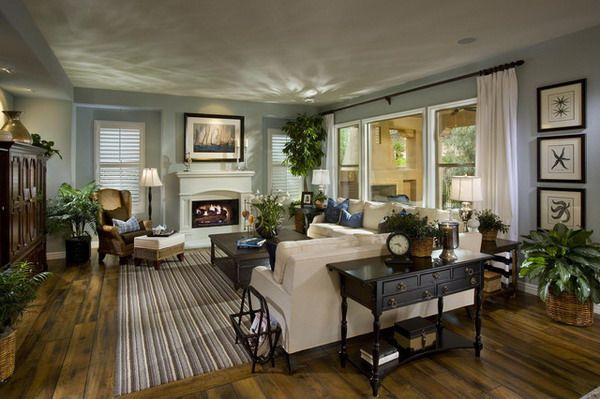 Elegant Living Room Ideas With White L Shaped Furniture