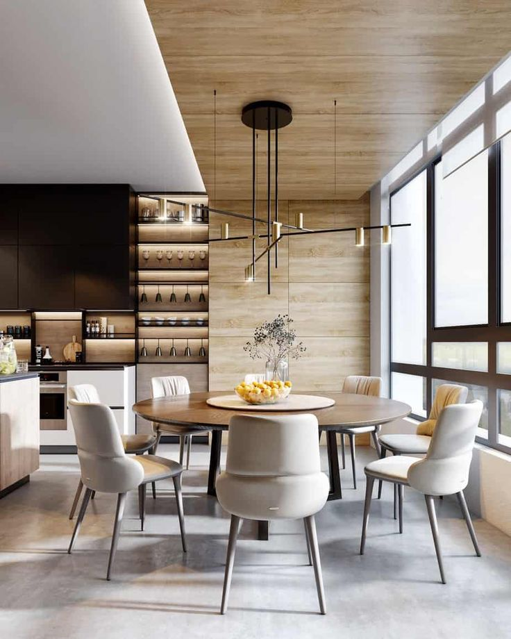 dining room trends 2021 wooden round tables and modern on best living room colors 2021 id=21305