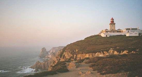 Cabo da Roca, Portugal.