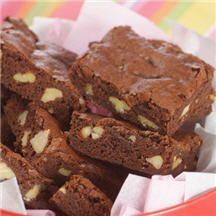 Super Easy Chocolate Fudge Brownies