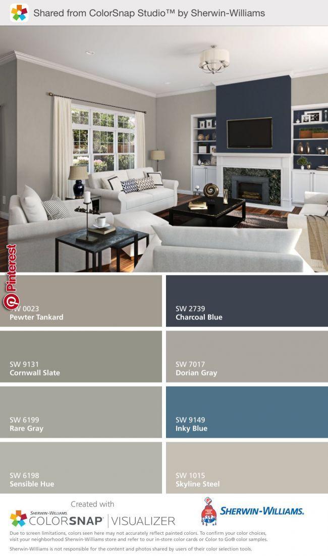 Zone Inspiration Combinaisons De Couleurs Pour Decorer Agencement Peinture Relooking Habit Couleurs Maison Deco Interieur Salon Peinture Interieur Maison