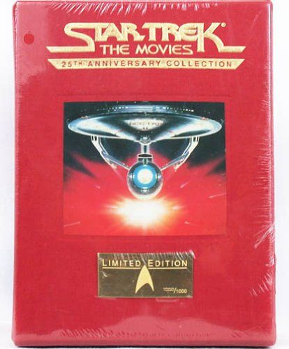 Star Trek 25th Anniversary Collection Limited Edition @ niftywarehouse.com #NiftyWarehouse #StarTrek #Trekkie #Geek #Nerd #Products