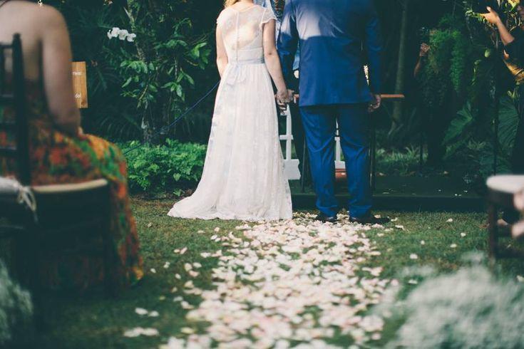 """""""Eu vim te encontrar Amore"""" - casamento no campo - Blog / Pó de Arroz"""