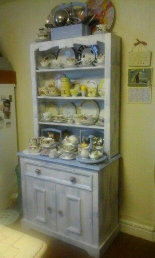Crackle Glaze Dresser