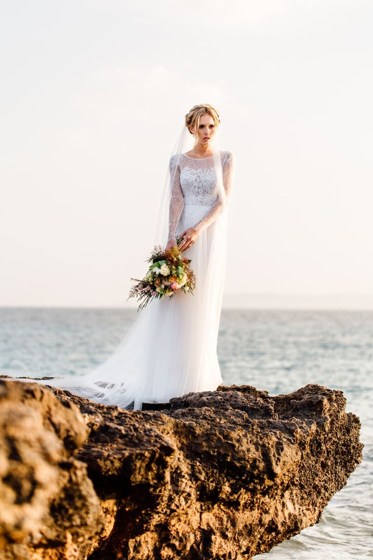 62 best Beach Weddings images on Pinterest   Weddings, Wedding ideas ...