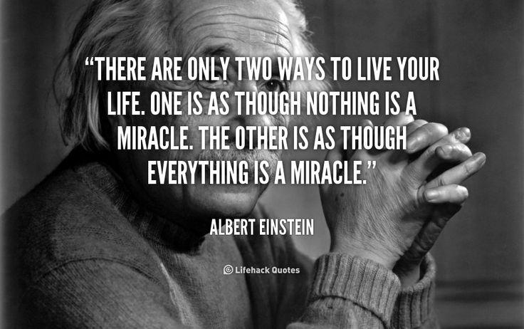Genius Of All Centuries. 10 Memorable Quotes from Albert Einstein
